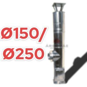 2. Belső átmérő: Ø 150 mm