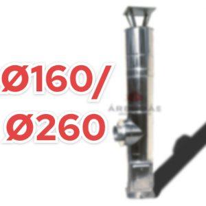 3. Belső átmérő: Ø 160 mm