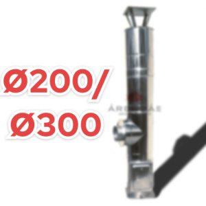 5. Belső átmérő: Ø200 mm